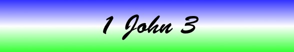 1 John Chapter 3