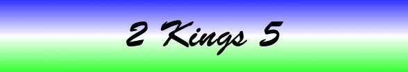 2 Kings Chapter 5