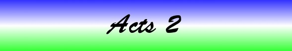 Acts Chapter 2