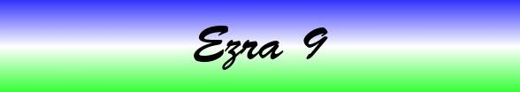 Ezra Chapter 9