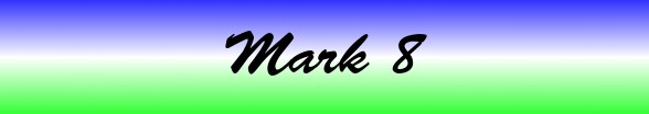 Mark Chapter 8