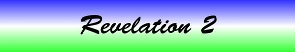 Revelation Chapter 2